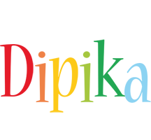 Dipika birthday logo
