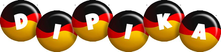 Dipika german logo