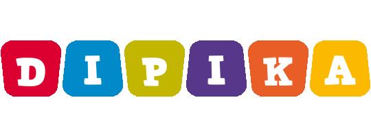 Dipika kiddo logo