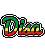 Disa african logo