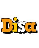 Disa Logo | Name Logo Generator - Popstar, Love Panda