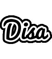 Disa chess logo