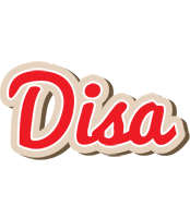 Disa chocolate logo