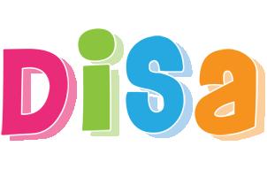 Disa friday logo