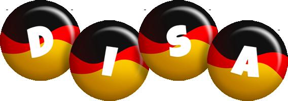 Disa german logo