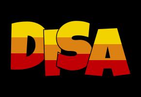 Disa jungle logo