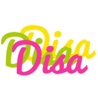 Disa sweets logo
