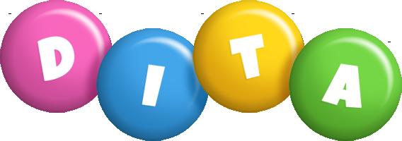 Dita candy logo