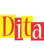 Dita errors logo