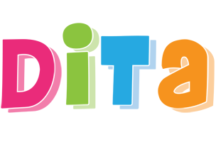Dita friday logo
