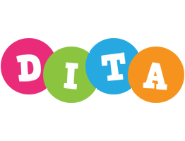 Dita friends logo
