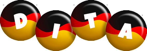 Dita german logo