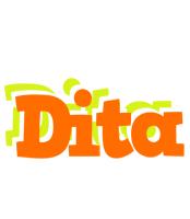 Dita healthy logo