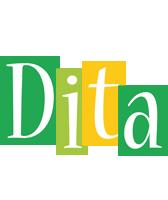 Dita lemonade logo