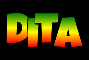 Dita mango logo