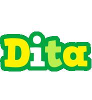 Dita soccer logo