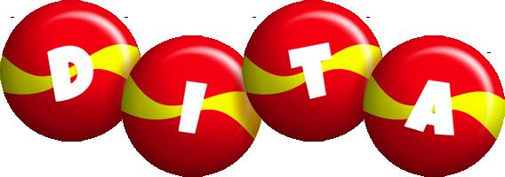 Dita spain logo