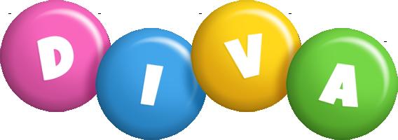 Diva candy logo