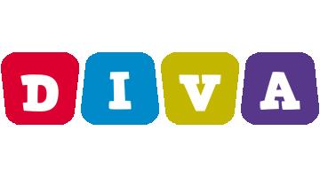 Diva daycare logo