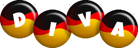 Diva german logo