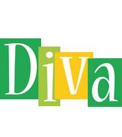 Diva lemonade logo