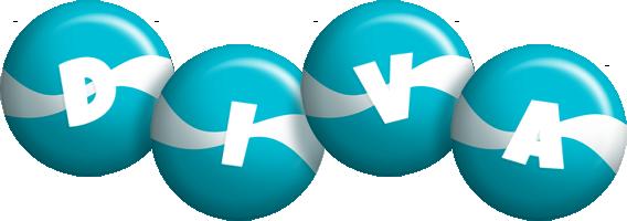 Diva messi logo