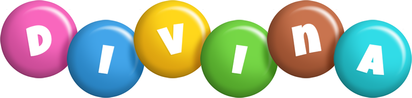 Divina candy logo