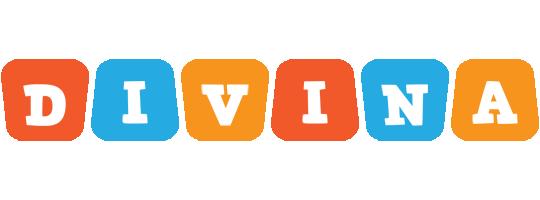Divina comics logo