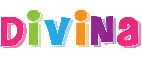 Divina friday logo