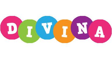 Divina friends logo