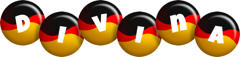 Divina german logo