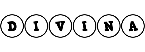 Divina handy logo