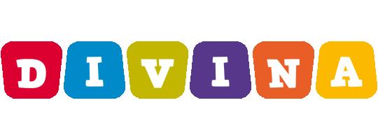 Divina kiddo logo