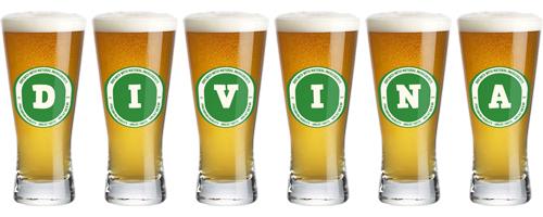 Divina lager logo