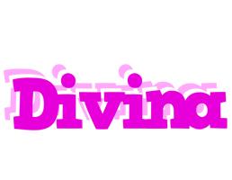 Divina rumba logo