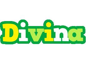 Divina soccer logo