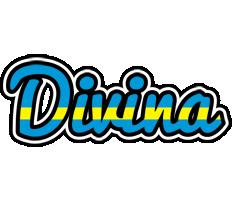 Divina sweden logo