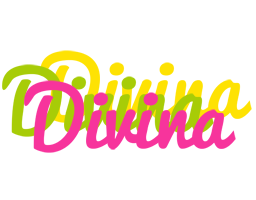 Divina sweets logo