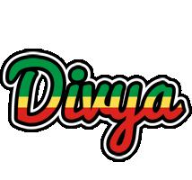 Divya african logo