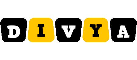Divya boots logo