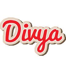 Divya chocolate logo