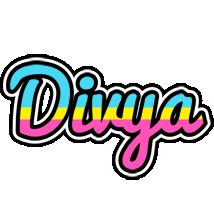 Divya circus logo