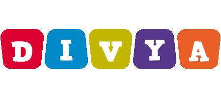 Divya daycare logo