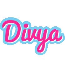 Divya popstar logo