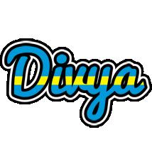 Divya sweden logo