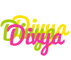 Divya sweets logo