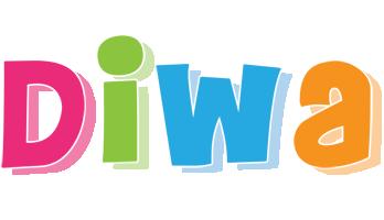 Diwa friday logo