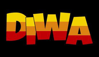 Diwa jungle logo