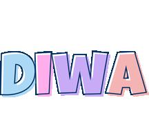 Diwa pastel logo