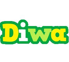 Diwa soccer logo